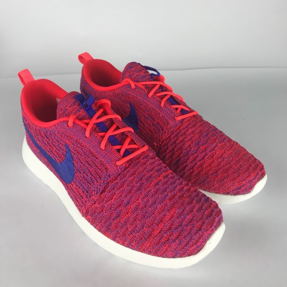 fd78294c0425 Women s Nike Roshe One Flyknit 704927 602 Size 10.  M 5b8b5a04de6f623a4eab3931. Other Shoes ...